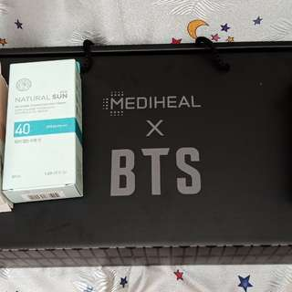 MEDIHEAL X BTS