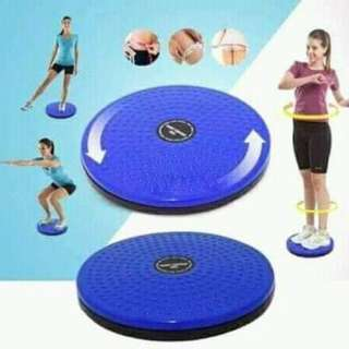 Rotating slimming device