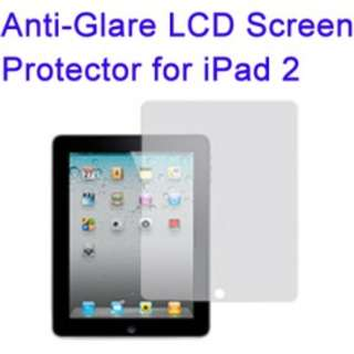 Anti-Glare Screen Protector For ipad 2&new ipad 2