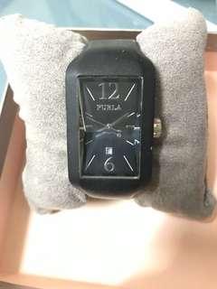 Furla 黑色女裝手錶