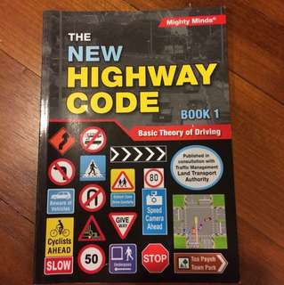 Driving- basic Highway Code book 1/ Basic theory of driving Book1