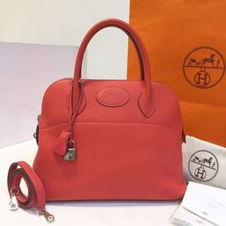 Authentic Hermes Bolide 31