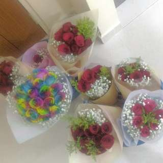 Bouquets at super cheap price!