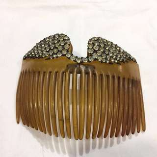 European ladies comb, unique.
