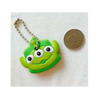 Toy Story Little Green Men Keychain