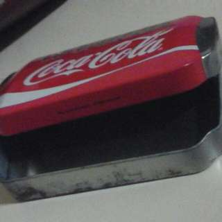 Old cocola box