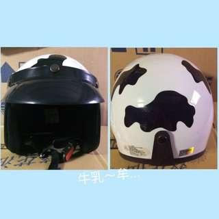 騎士帽「乳牛」