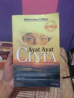 novel ayat ayat cinta