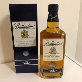 Ballantine's 12 Years Blended Scotch Whisky 700ml