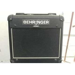 Behringer Vintager AC108 Guitar Speaker 結他喇叭