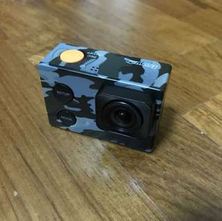 """Travel action camera 4K waterproof small ultra wide """"ISAW Edge"""" better than GoPro??"""