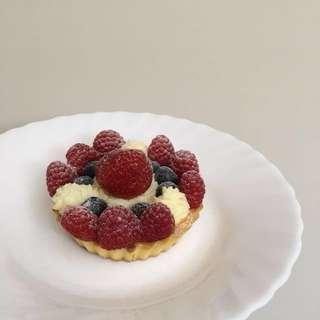 CupcakeToxic綜合野莓乳酪/杏仁塔❤️