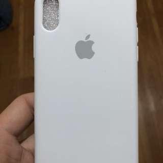 Iphone x 白色殼