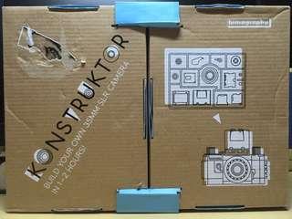 Lomo Konstruktor 35mm SLR Camera