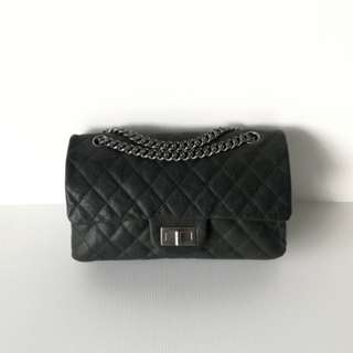 Authentic Chanel Reissue Medium Flap Bag