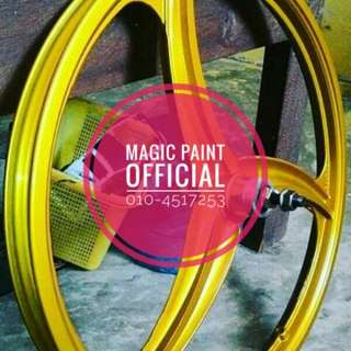 MAGIC ALLOY PAINT