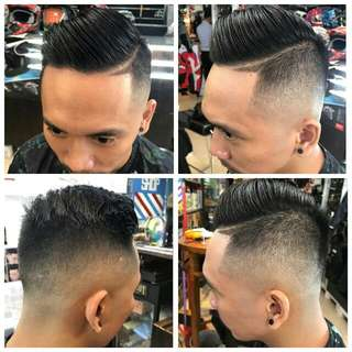 Barber service at profile asia No 139 jalan besar # 01 - 01 singapore 208857 Tel 62968639 Open daily 11. 30 to 9. 30 pm Booking available KEN GOH 81187155  Instagram : Kenlovesred