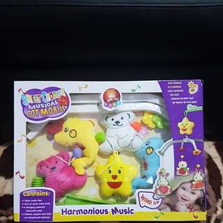 BN Musical Cot Mobile