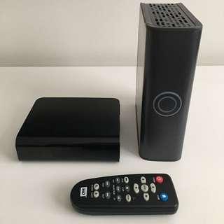FS/FT: WD HD TV Player & WD External Drive