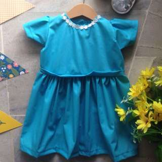 🆕CHLOE BABY GIRL'S DRESS for (12 months - 18 months)