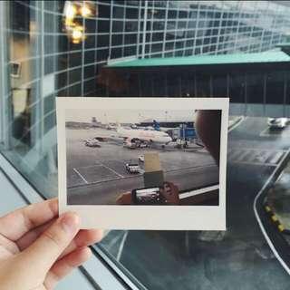 Jumbo Polaroid