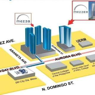 3bedroom At Mezza Residence Sta Mesa-Condo Sharing