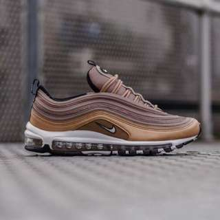 BN Nike Air Max 97 red bronze mens