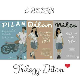 EBOOK TRILOGY DILAN