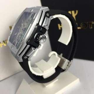 Jam tangan pria hublot super