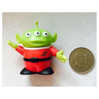 Toy Story Little Green Men Figure