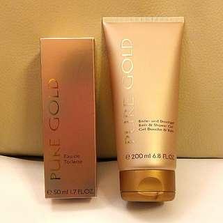 香水+香水沐浴啫喱套裝,德國茜素斯,Perfume + Perfume Shower Jel