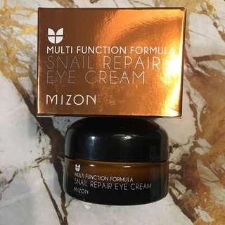 Brand New Mizon Snail Repair Eye Cream 25ml