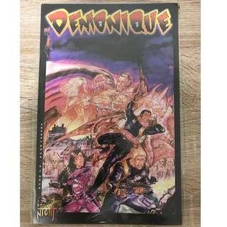 DEMONIQUE #4 (LONDON NIGHT COMICS)