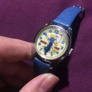 Smurfette Watch