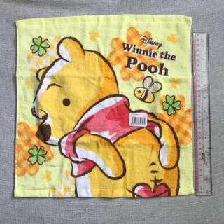 Disney Winnie the Pooh 方巾