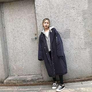 韓版加棉加厚外套