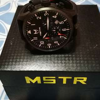 Original Meister Watch