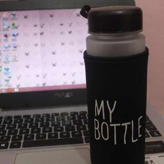 "Botol Tumblr ""My Bottle"" Doop-Black"