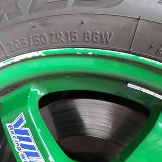 Tyre Toyo R888 R