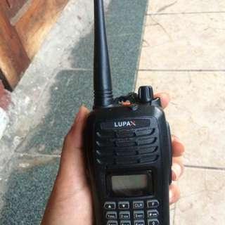 HT Lupax 550 - Black