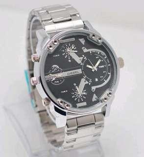 Jam tangan pria diesel 4 time
