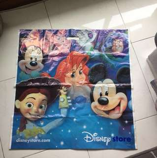 Disney large plastic bag - Rare🌸