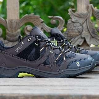 Sepatu gunung ori gelert ottawa brown omurah