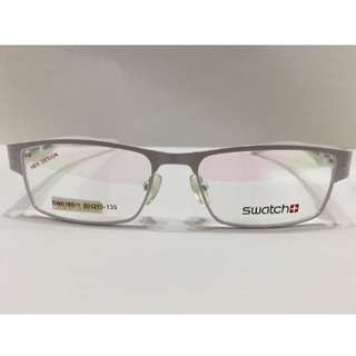 [INSTOCK] SWATCH FULL FRAME PRESCRIPTION SPECTACLES / WEAR FOR FASHION
