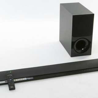 Sony Sound Bar with Sub Woofer