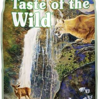 INSTOCK Taste of the Wild Rocky Mountain Roasted Venison