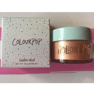 Aura Voir Luster Dust - Colourpop (Brand New In Box)