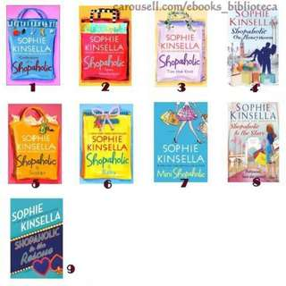 (Ebook Collection) Sophie Kinsella