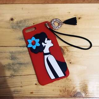 iPhone 7plus Vogue phone case