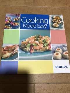 Philips Cook Book / Recipe Book